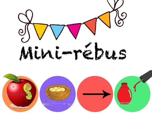 Mini-rébus by Marie S