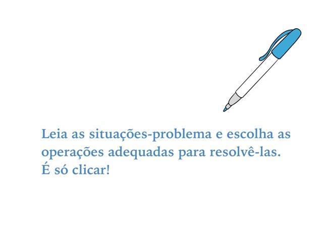 Entendimento De Situação-problema  by Graziela Galvão Bonetti