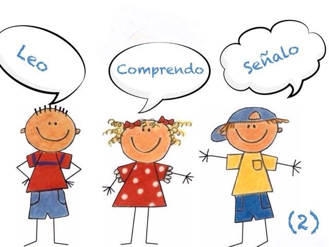Comprensión Lectora (2) by Zoila Masaveu