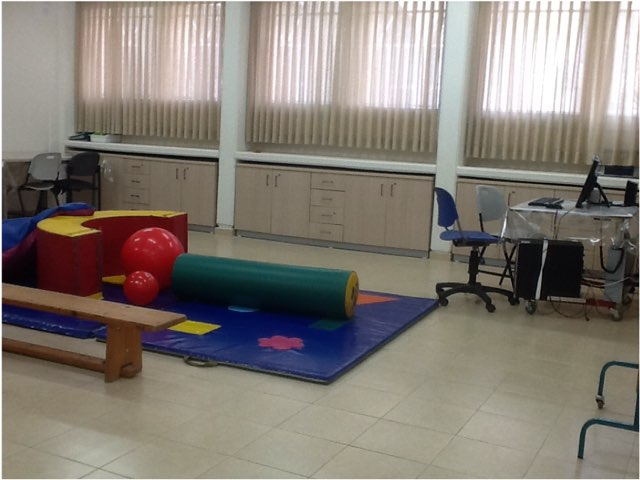 חדר הריפוי בעיסוק by נאוה רז