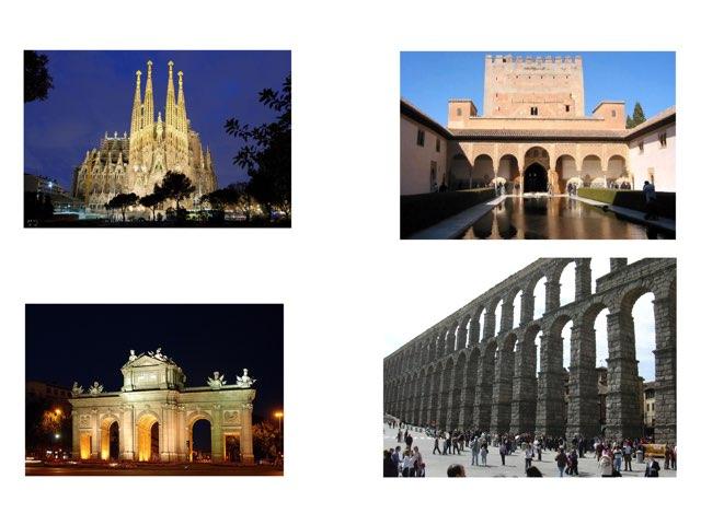 Conociendo España by Curso CFTIC