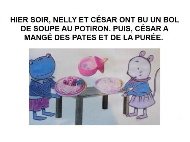 Syllabes PA Pi PO PU PÉ by Valerie Escalpade