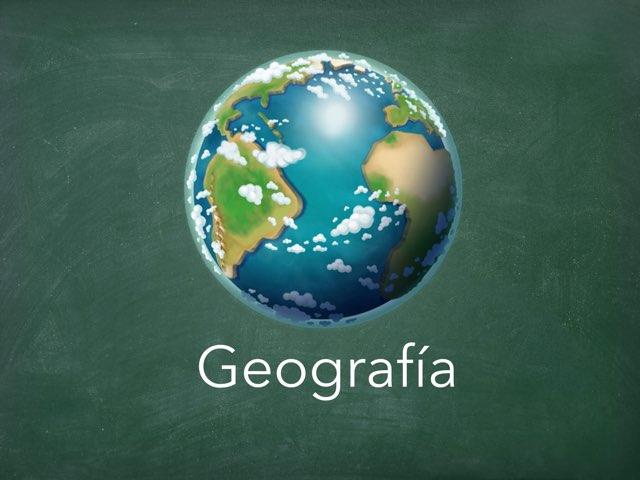 Geografía  by Marta Perez