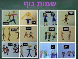 שמות גוף של שמואל by Liat Walker