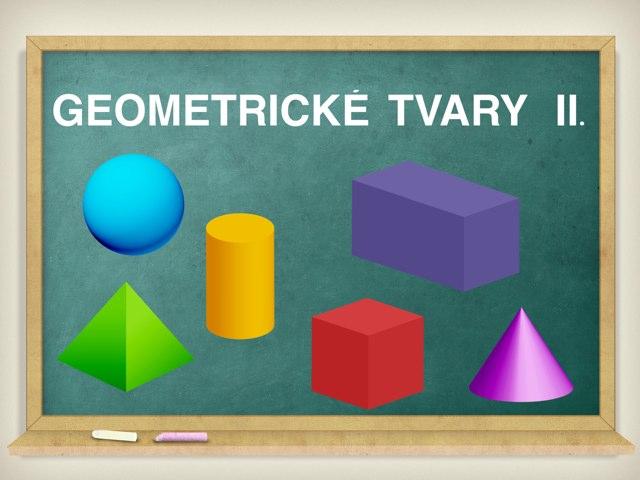 Geometrické Tvary II. by Věra Gošová