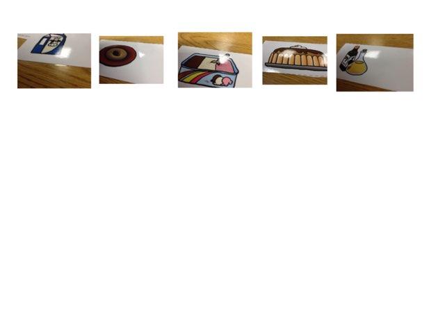 מאכלים        של     שבתאי by 2nd Grade