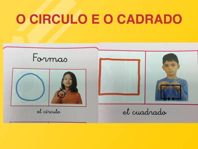 Círculo e Cadrado by Ana Enriquez