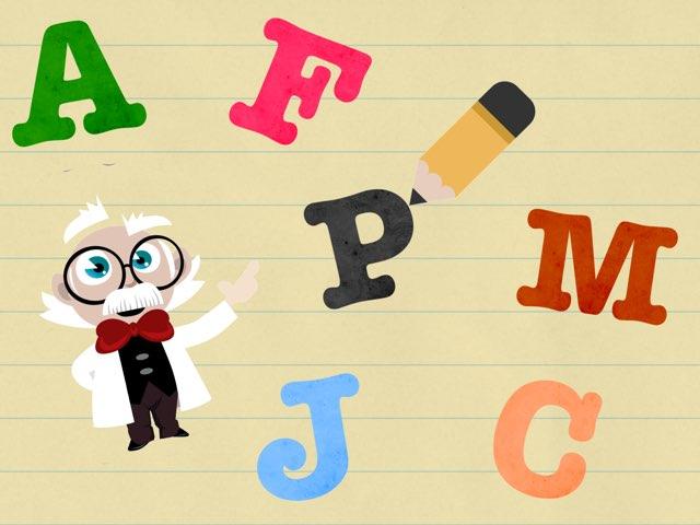L'alphabet Et Nos Prénoms  by Seve Haudebourg