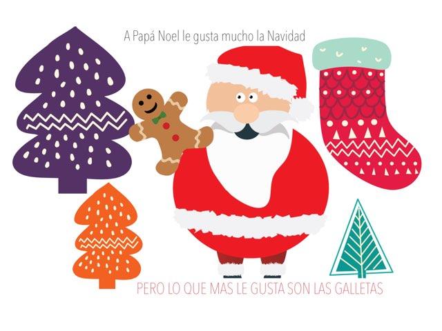 La Aventura De Papá Noel. by Julia González