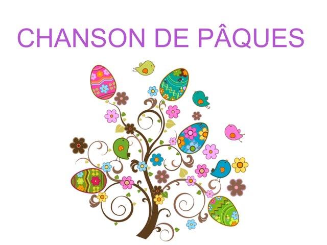 CHANSON DE PÂQUES by Valerie Escalpade