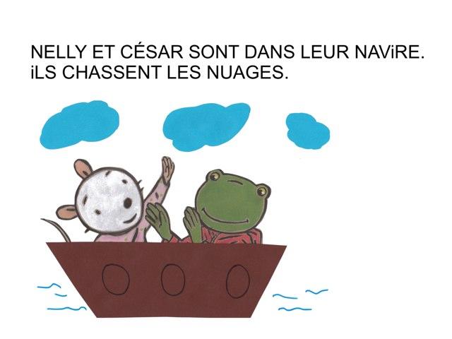 Syllabes NA Ni NO NU NÉ by Valerie Escalpade