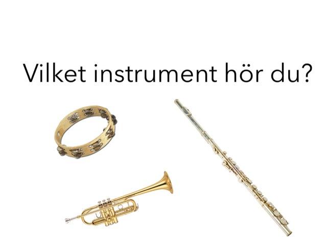 Vilket Är Instrumentet? by Anna-Lena Andersson