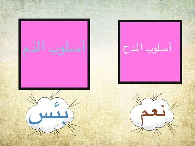 المدح والذم by Ali Hananfaleh