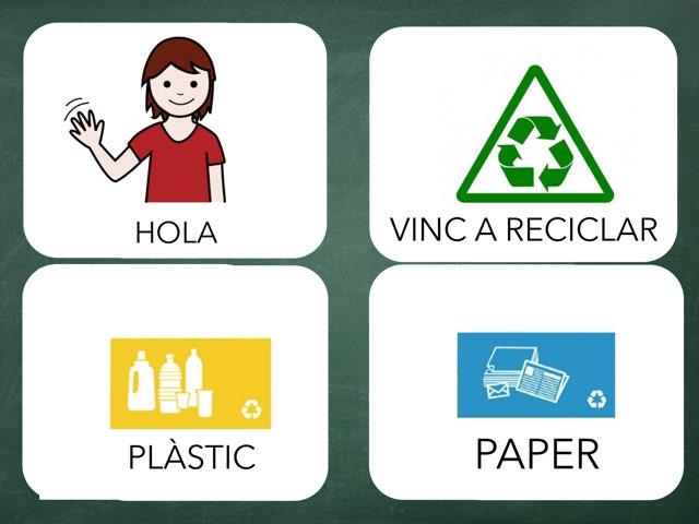 Encàrrec Reciclar by Escola nadis-scs