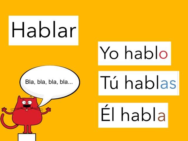 ¿Qué idioma hablas? by Gabriela Maldonado