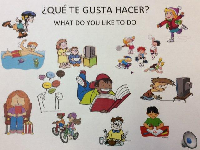 Sra. Held Qué Te Gusta Hacer by Jodi Craft