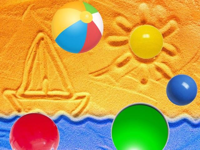 Разноцветные мячи by מירה גלינה