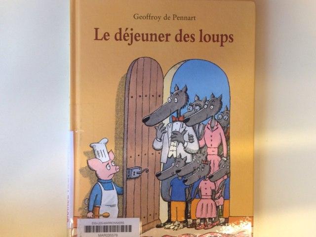 Le déjeuner des loups by Classe Ecolint