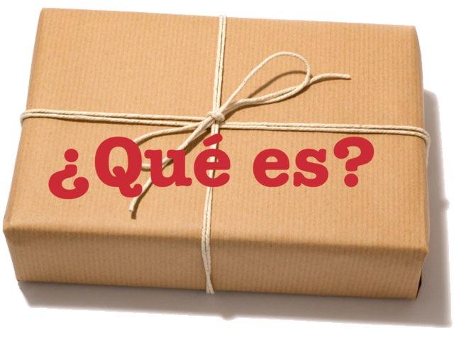 ¿Qué es? by Juan  Fernández