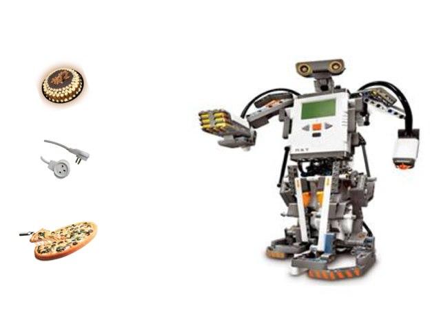 עולם הרובוטים by Osnat Lidor