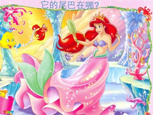 美丽的人鱼公主 by Abrianna Chen