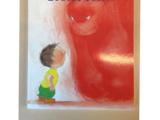 Livre Grosse Colère by Sybille André