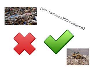¿son Residuos Sólidos Urbanos? by ElenaEladio Martinmoreno