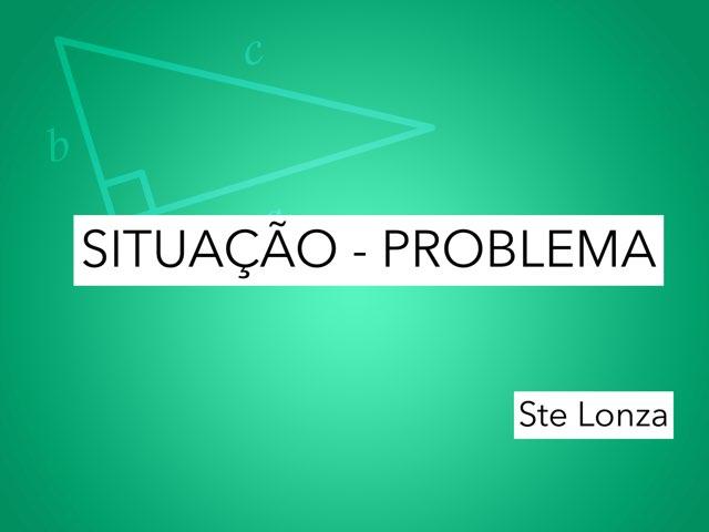 Situação-problema by ۞Ste Lonza