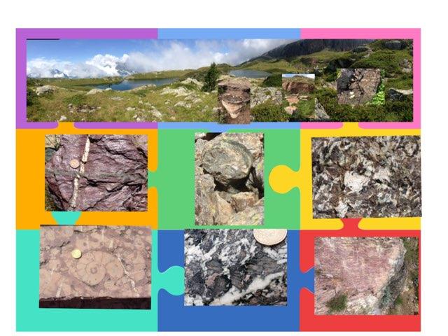 sortie géologique  by Coralie Ulysse