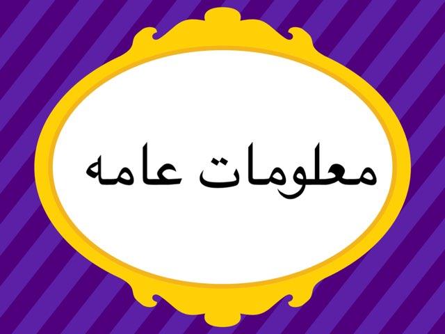 معلومات عامه ١ by Nada Almuzel