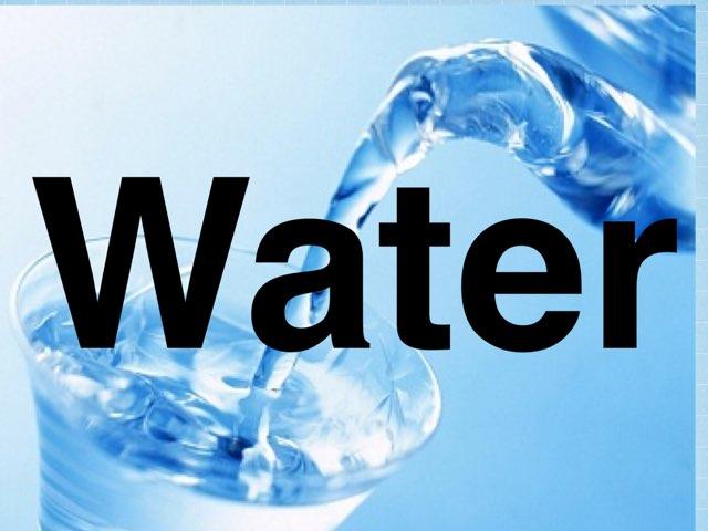 كلمة Water by fajer alhammadi