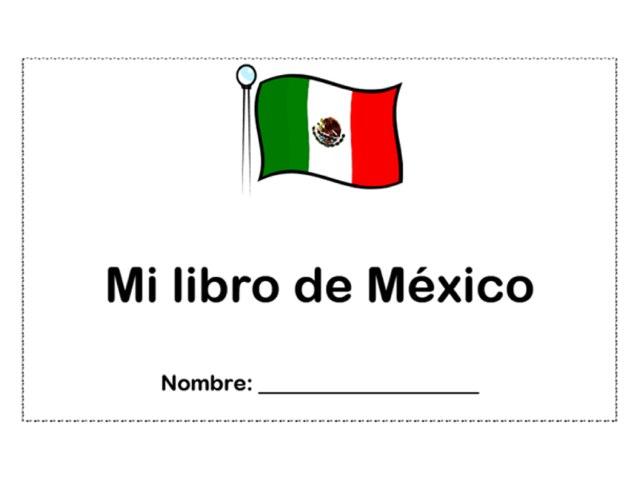 Mi libro de México by Allison Shuda
