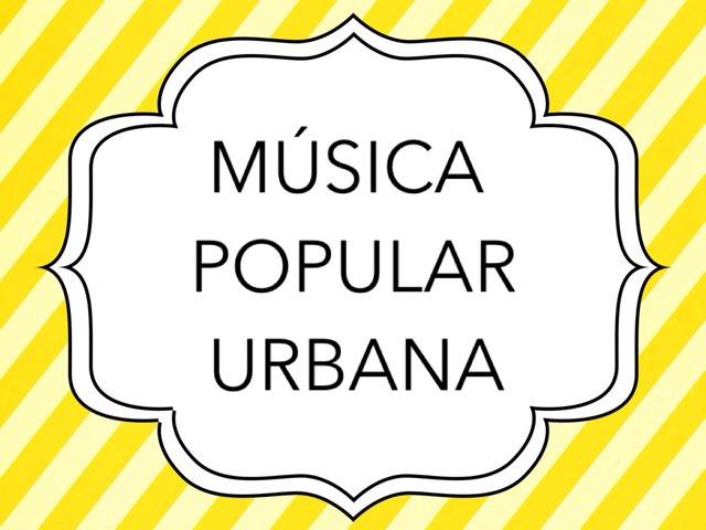 Música Popular by Música PXB