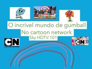 O Incrível Mundo de Gumball  by Curiosidades Curiosas
