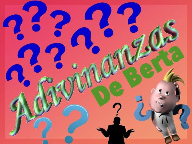 Adivinanzas Berta Diví by Diego Campos