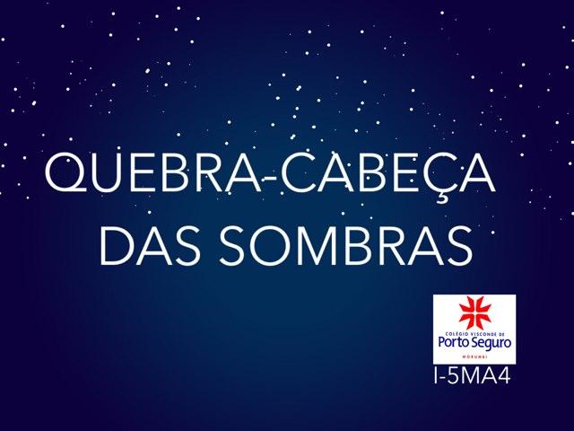 QUEBRA-CABEÇA DAS SOMBRAS by TecEduc Porto