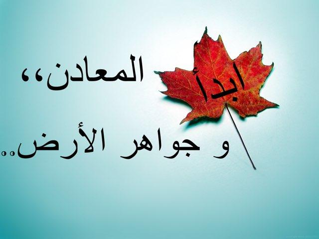 علوم نور آل سليس by Noor  al-Sulais