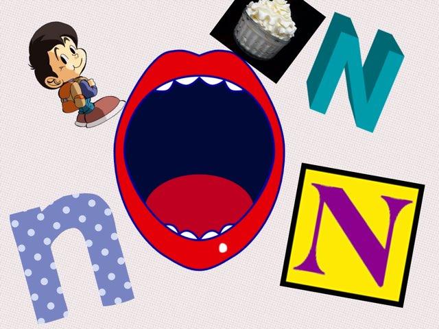 Pronunciación De La N by Pao Mancera