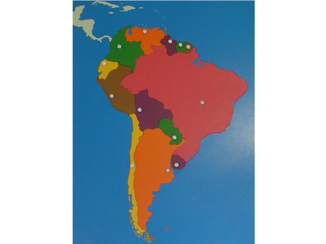 ¿Qué país es? by Mariela Triana