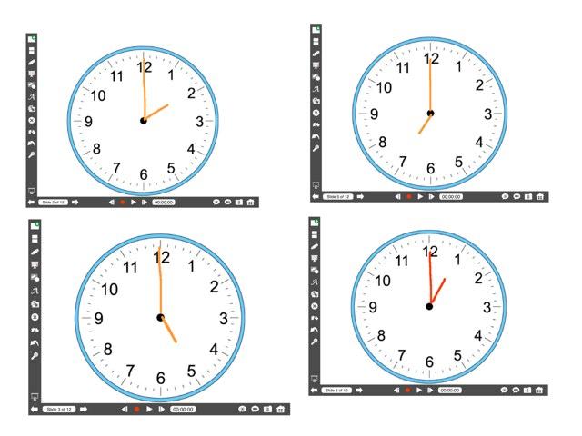 ¿Qué hora es? by Monica Merlo