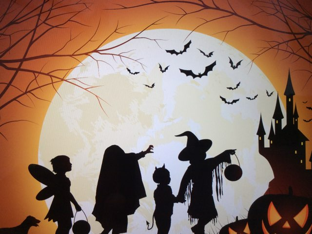 Halloween by Diego San Martin