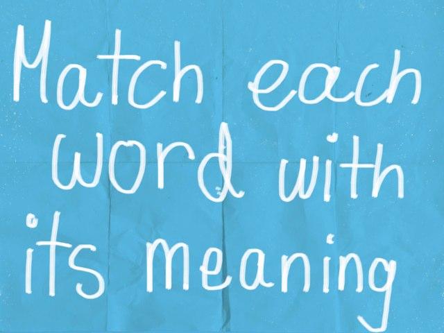 מילים בעברית by Olivia Roshwalb