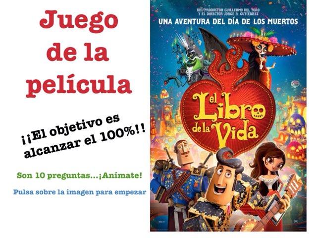 Película El libro de la vida by Ana Maria Sclifó Barzanelli