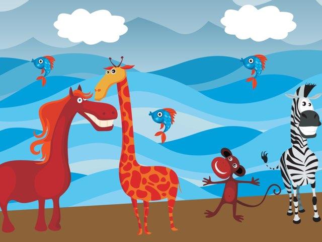 Puzzle El Arca De Noé by Paula Avilés