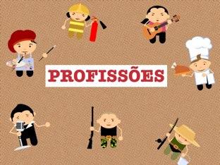 PROFISSÕES by Alessandra Buriti
