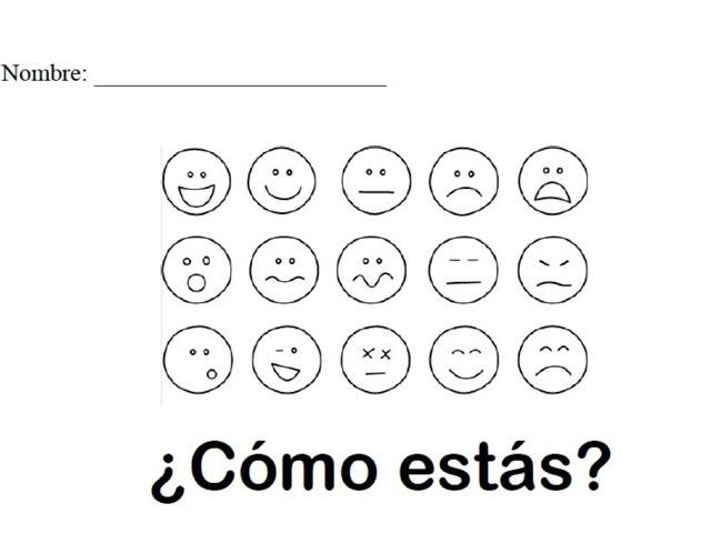 ¿Cómo Estás? by Emily Urquizo