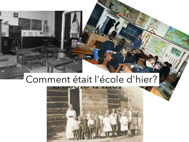 Jeu De L'école by Nathalie Simard