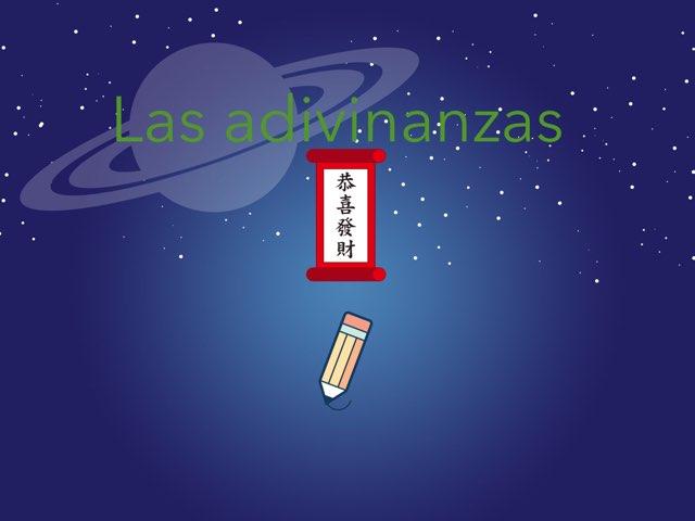 Las Adivinanzas De Marc 5º by Diego Campos
