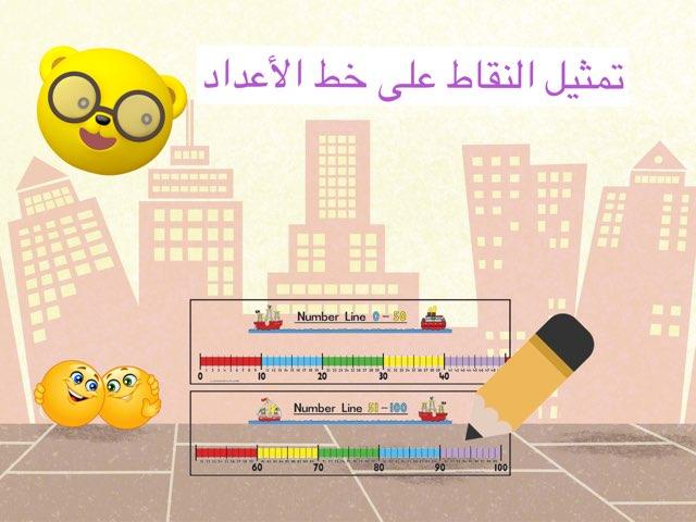 تمثيل النقاط  by Hadeel alteleqe
