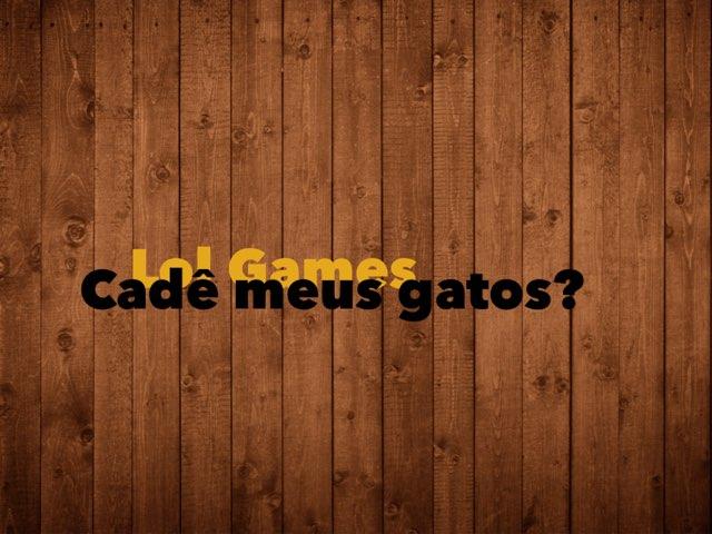 Cadê Meus Gatos by Flavia Oshima
